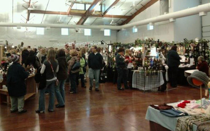 Christmas on the Fox Craft Show